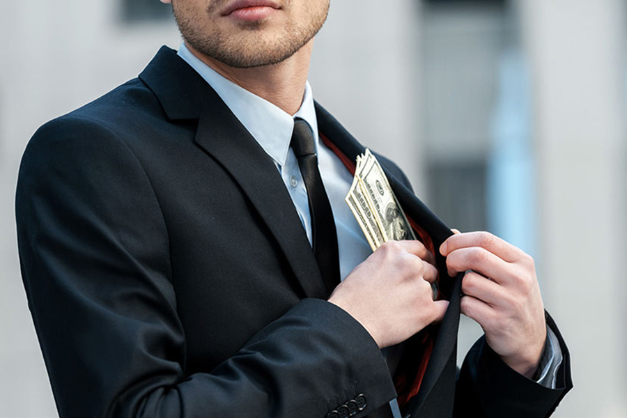 white collar crimes lawyer
