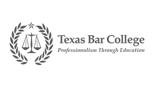 Texas Bar College - Professionalism Through Education